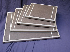 An assortment of 4 sizes of PanelPaks